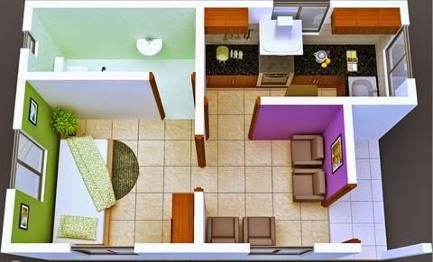 trending topics: kumpulan gambar denah rumah minimalis