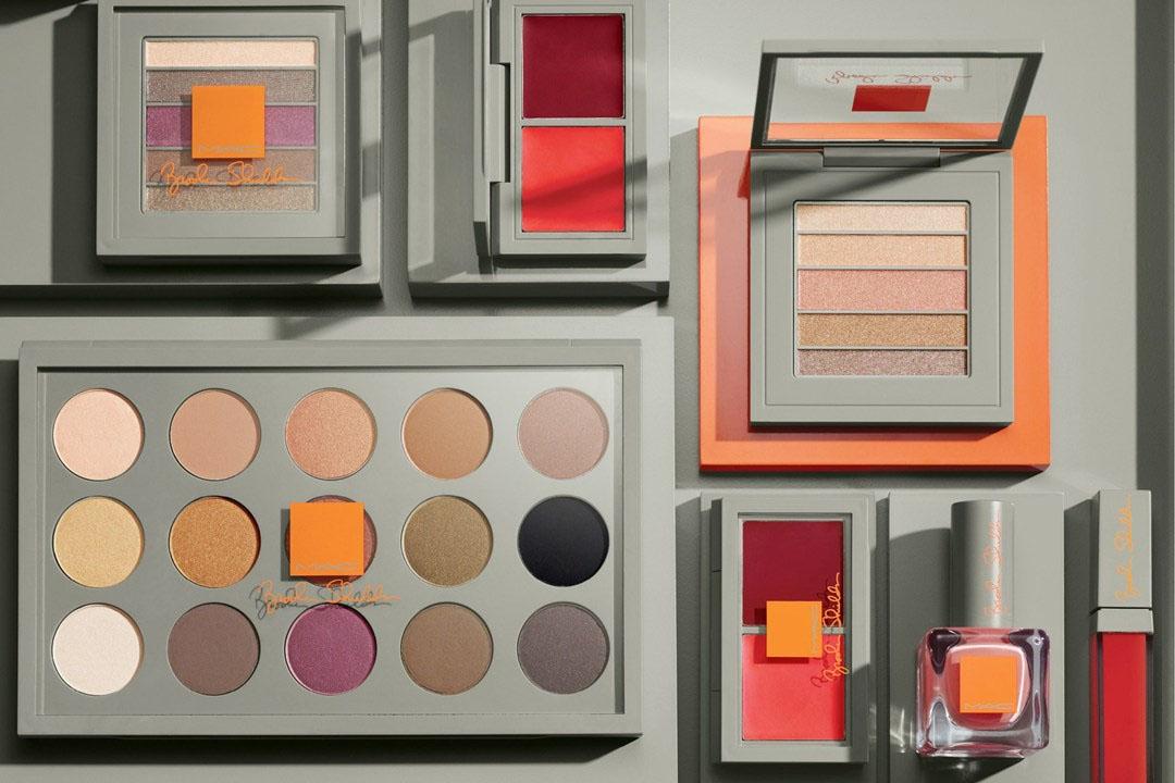 Brooke Shields ganha linha de maquiagem com a MAC