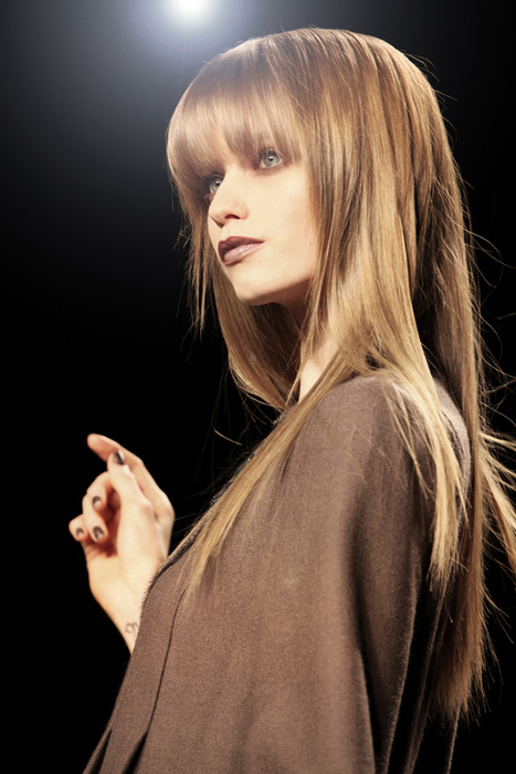 Dark Blonde Hairstyles