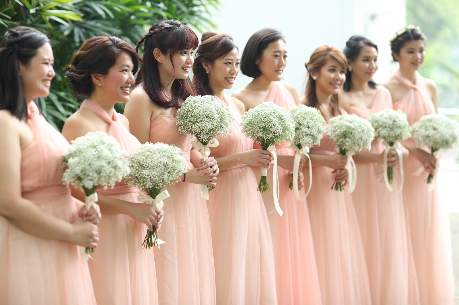 Bridesmaid Dresses Ideas