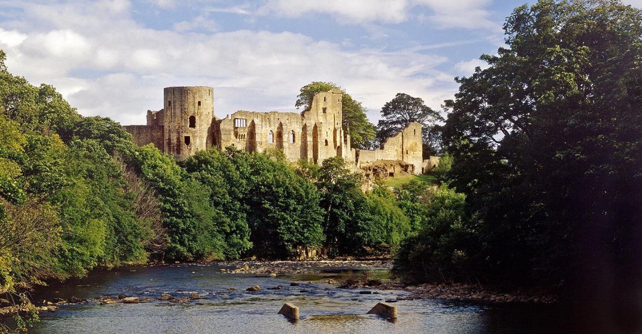 1. Barnard Castle (Inglaterra)