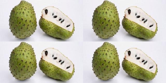 Manfaat buah Sirsak Bagi Kesehatan Anda