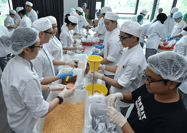 Sunway University Hosts Bill Gallagher Young Chefs Forum Participants,