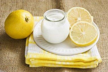 Lemon dan Yogurt