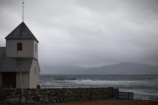 Церковь святого Олава, Фарерские острова. Фото: Ольга Шарыкина