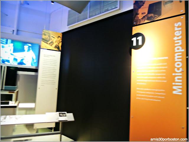 Computer History Museum: Minicomputers