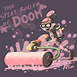 Splatoon's Splat Roller ... of DOOM