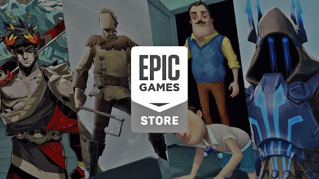 Epic Games Store incrementa su numero de videojuegos y busca exclusivos!