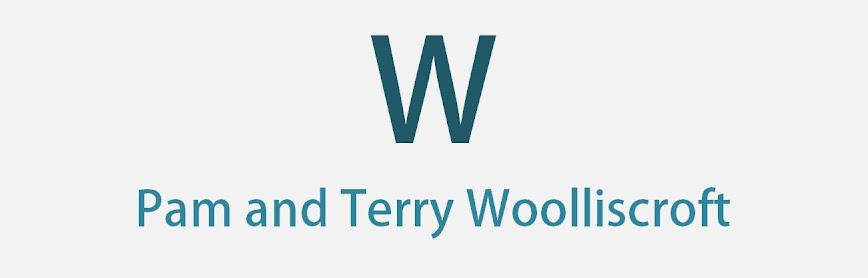 Pam and Terry Woolliscroft - who we are and what we do