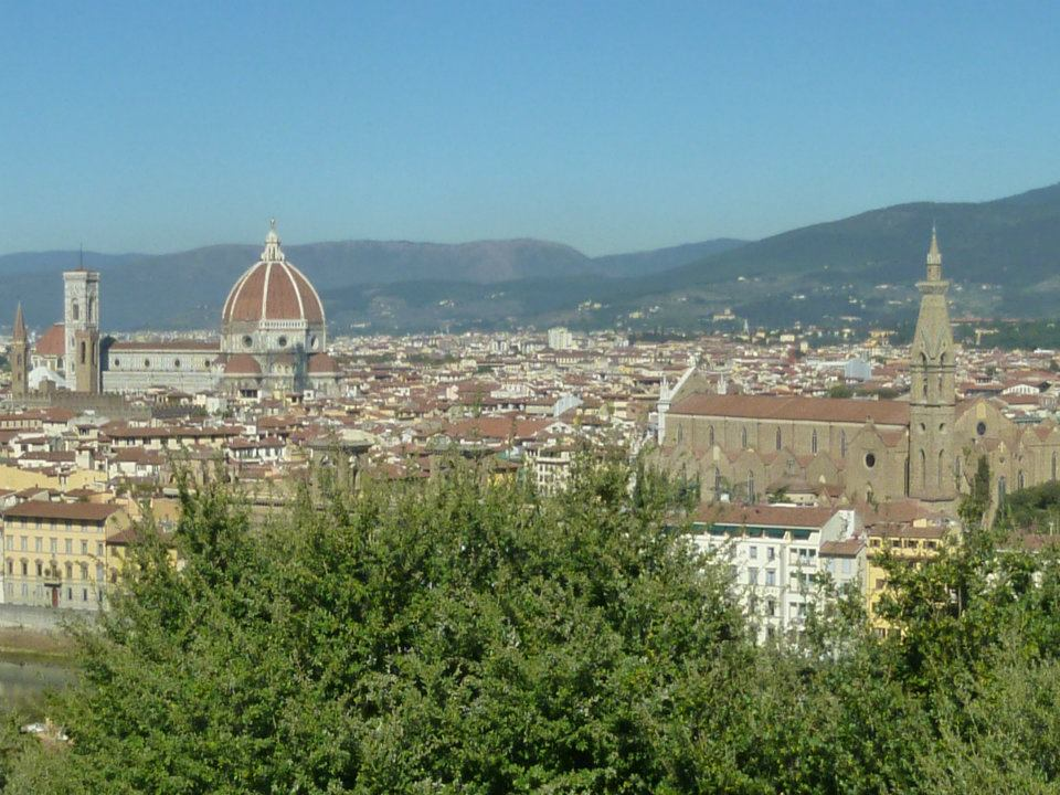 Italian Florence: PY: Tuscany: The Florence Walking Tour