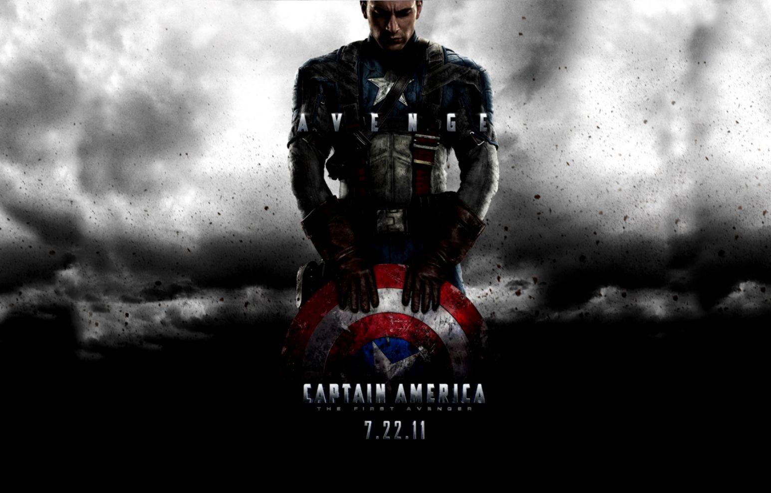 Captain America First Avenger wallpaper 2018 in Captain America
