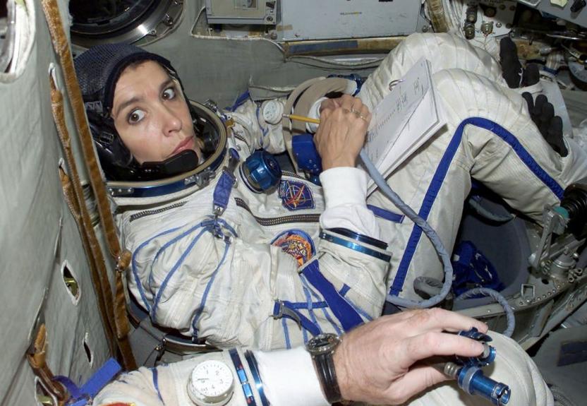 1st woman astronaut - photo #38