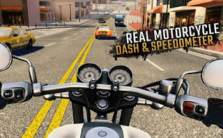 Game Moto Rider GO: Highway Traffic Mod Apk v1.04 Update for Android Terbaru