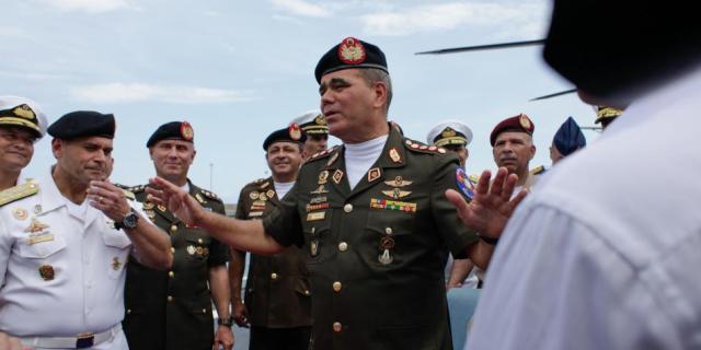 ¿Qué tan sólido es el apoyo de los militares a Maduro?