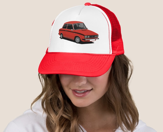 DAF 66 cap - trucker hats