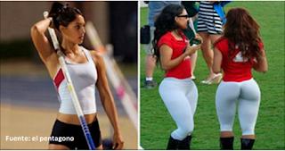 Las 10 mujeres deportistas más bellas y lindas de este mundo! La #7 te dejara..
