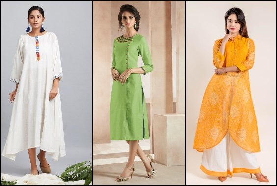 Stylish Cotton Kurtis Every Girl Should Have In Wardrobe