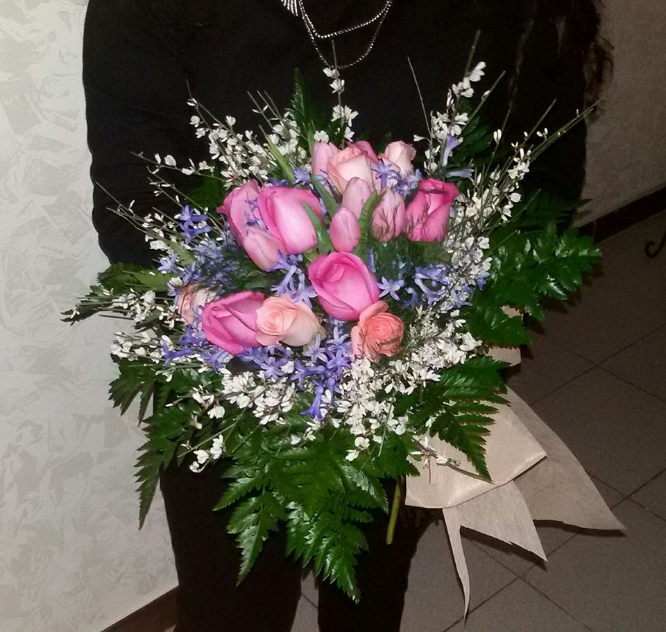 Favoloso Flora Queen - Mazzo di fiori per il mio compleanno - Test e Recensioni HJ78