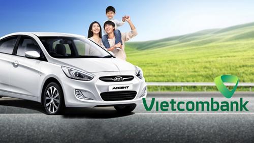 Vay mua xe ô tô ngân hàng VietcomBank