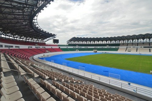 PhilSports Arena in Pasig City