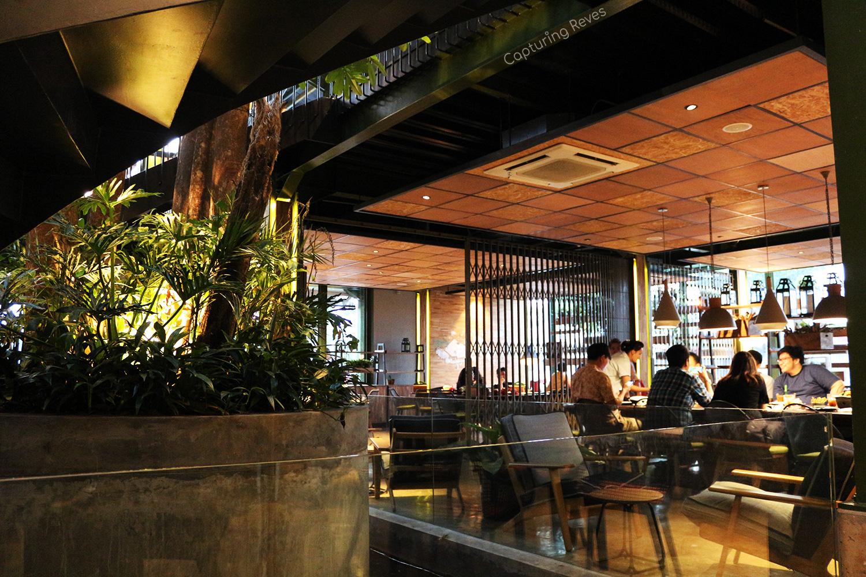 Kayu Kayu Restaurant Alam Sutera Review Capturing
