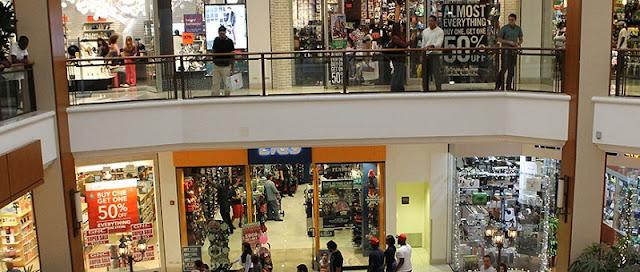 Melhor shopping de Miami