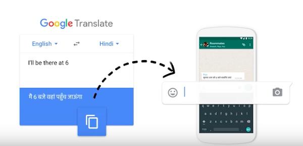 不怕菜英文! Google翻譯推出三大更新,支援第三方App內直接翻譯