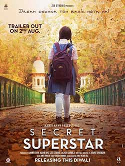 secrete superstar 2017 Hindi Pre DVDRip 770MB ACC H264 at movies500.me