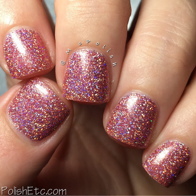 KBShimmer - Fall 2016 Collection - McPolish - Turning Pointe