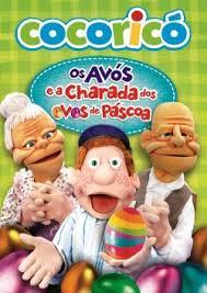 Cocoricó Os Avós e a Charada dos Ovos de Páscoa DVDRip AVI Dublado