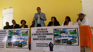 Diputado Tulio Jiménez podría interpelar Ministro Medio Ambiente; llaman a marcha contra explotación minera en Boca de Nigua