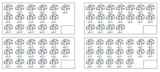 Giải bài tập SGK Toán 1 trang 105, 106