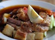 Resep praktis (mudah) ambokueh spesial (istimewa) khas bandung enak, sedap, gurih, nikmat lezat