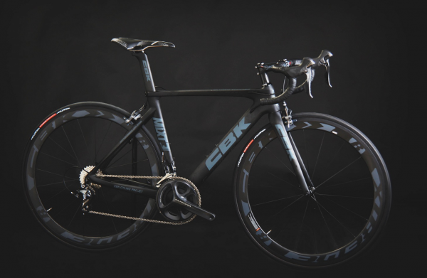 CBK MIST 3, una bici totalmente aero