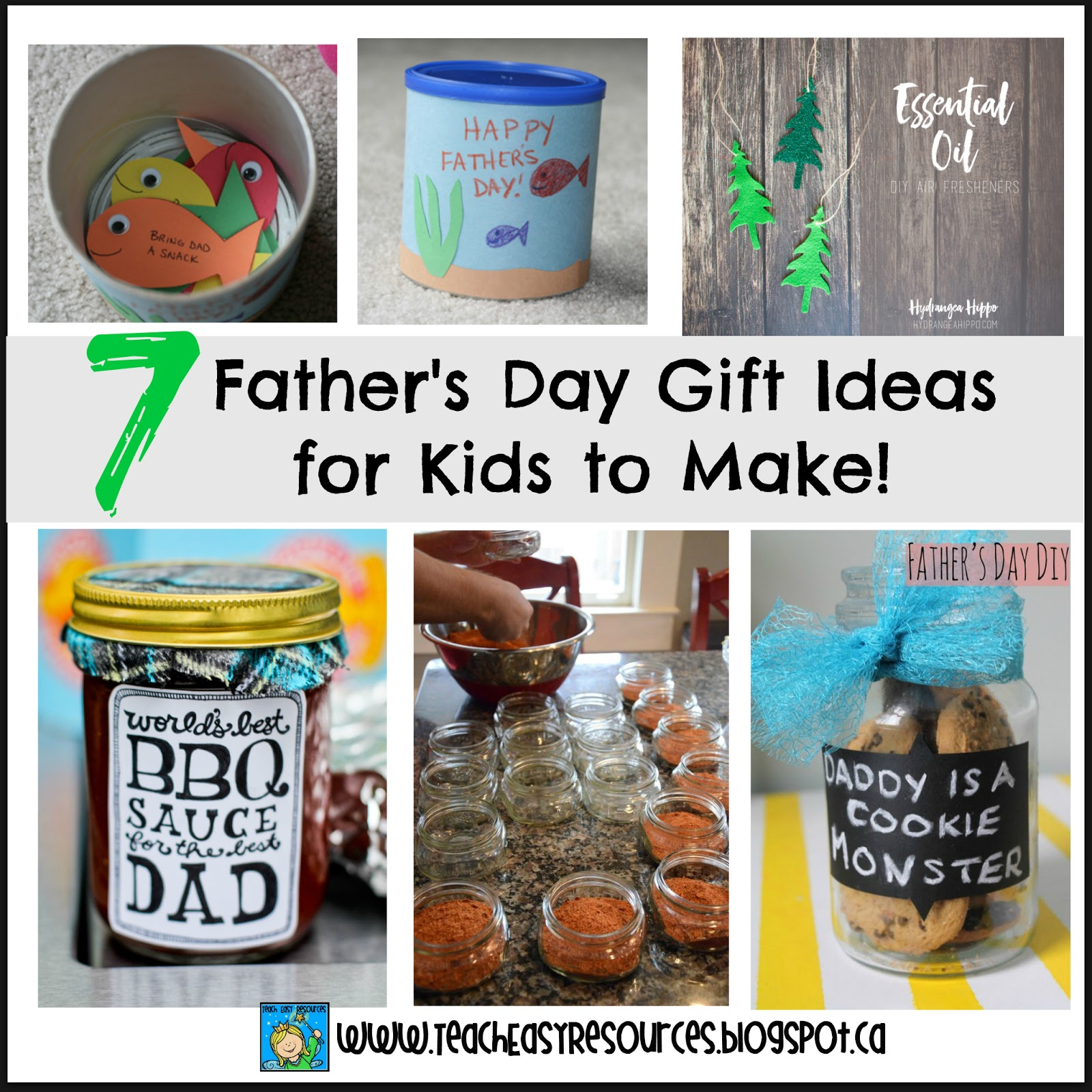 Teach Easy Resources Father S Day Gift Ideas That Kids