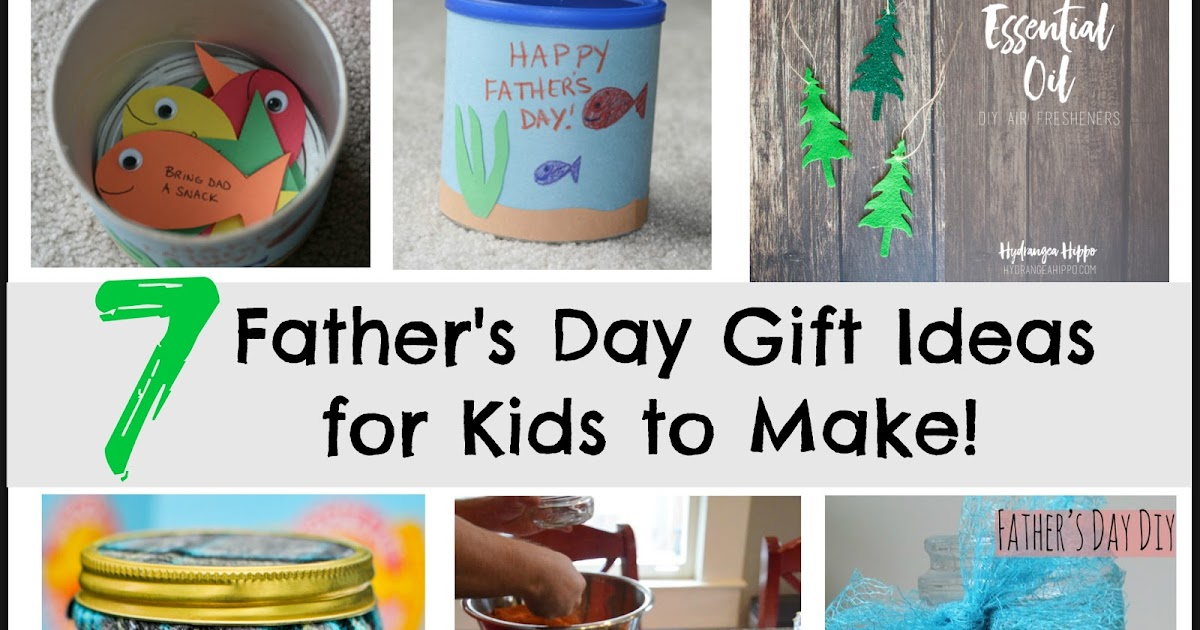 Teach easy resources father 39 s day gift ideas that kids for Gift ideas you can make