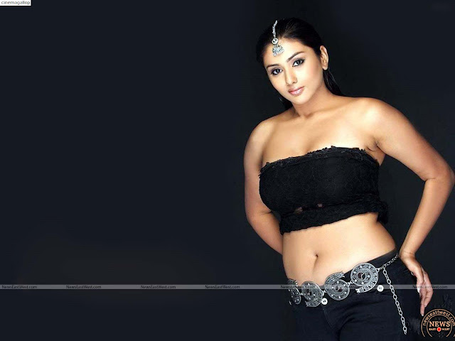 Actress Namitha Sexiest Juicy Belly images