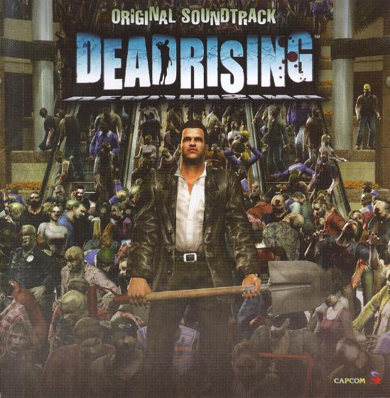 Dead Rising - Original Soundtrack - GAME STRIKER OST