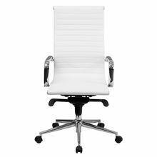 Flash Furniture Ribbed Back Chair at OfficeAnything.com
