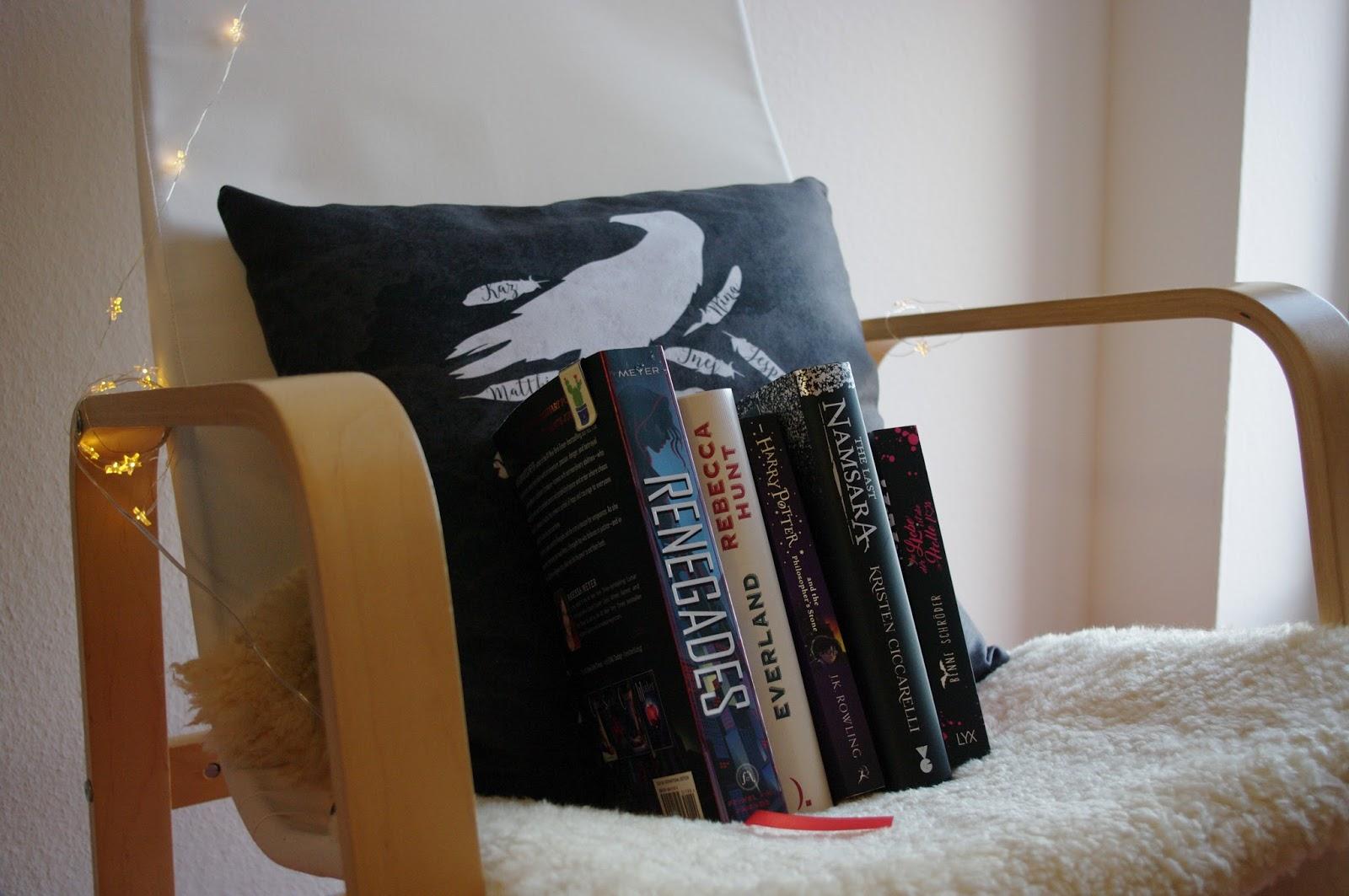 5 Bücher die ich dieses Jahr noch lesen möchte