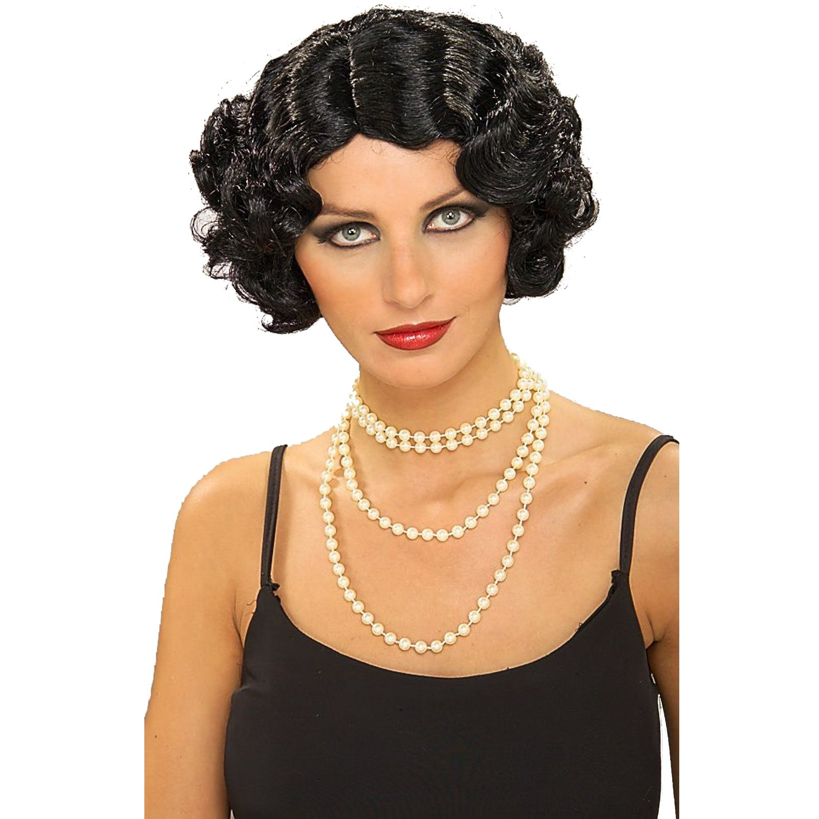 Layered Hairstyle: Flapper Hair