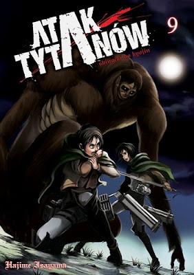 Hajime Isayama - Atak Tytanów t.9