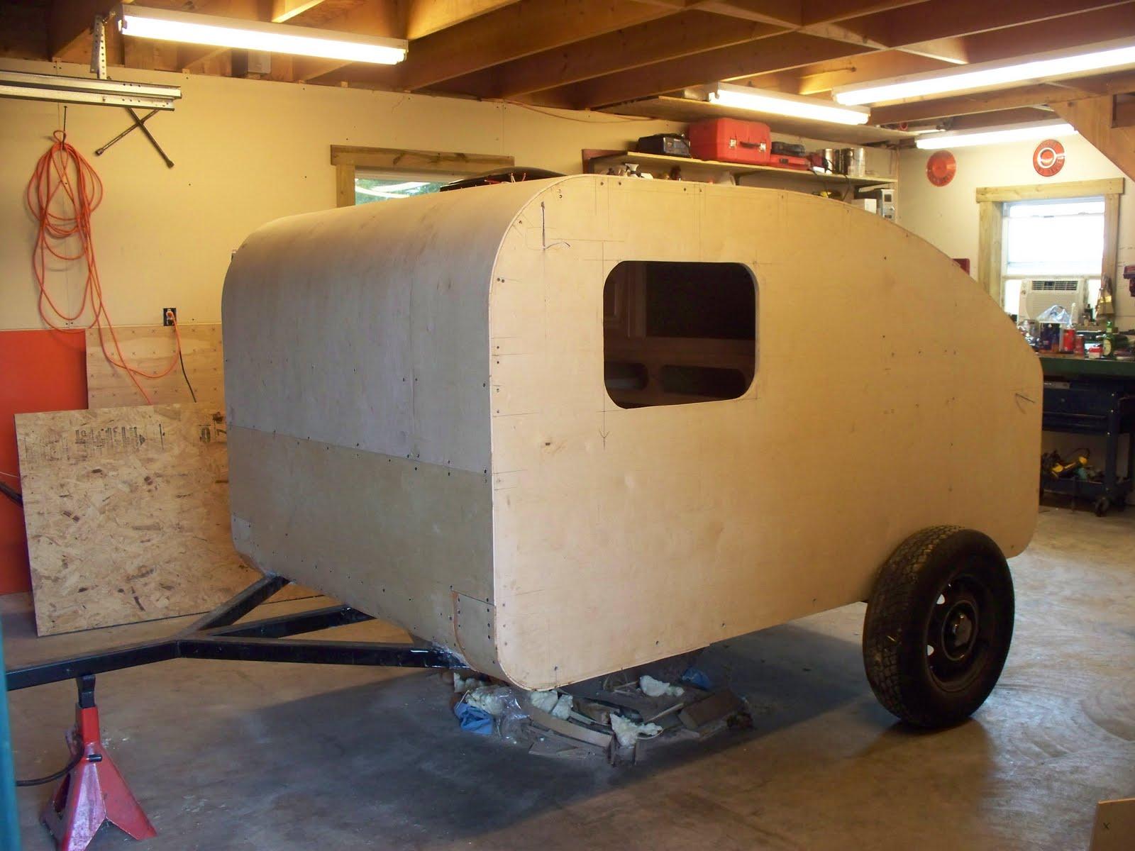Httpsdie2nitewiki Com1 4 Inch Birch Plywood Underlayment: Teardrop Camper Build By Rpdynalo: 2011