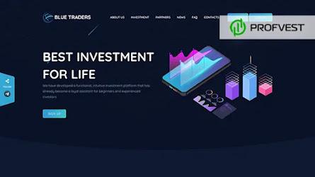 🥇Blue-Traders.com: обзор и отзывы [HYIP СКАМ]