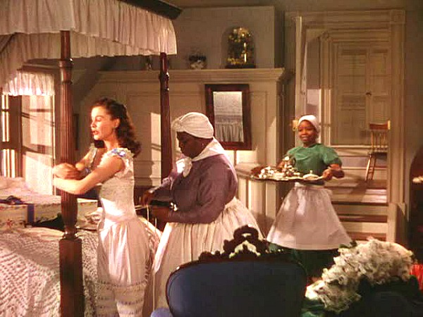 slavery in gone with the wind essay