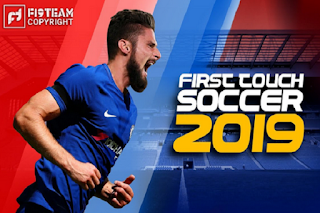 Download FTS 2019 V5 by F19 Team Mod Apk Data Obb for Android