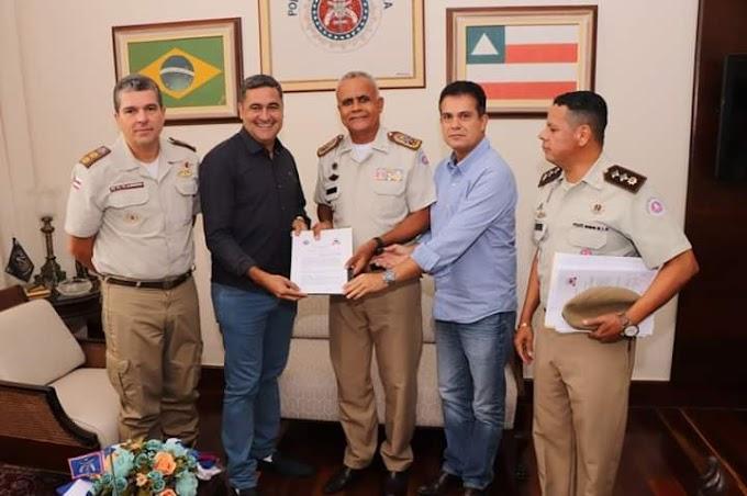 Colégio cívico militar será instalado em Piritiba, sob coordenação da 24ª CIPM