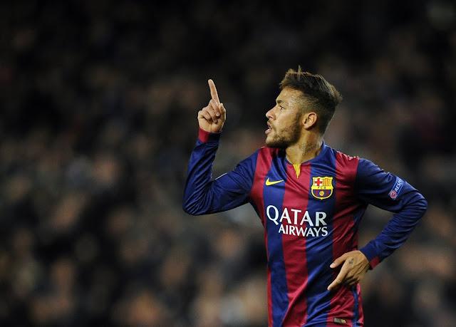 Olahraga Futsal antar Neymar Menjadi pemain top Dunia