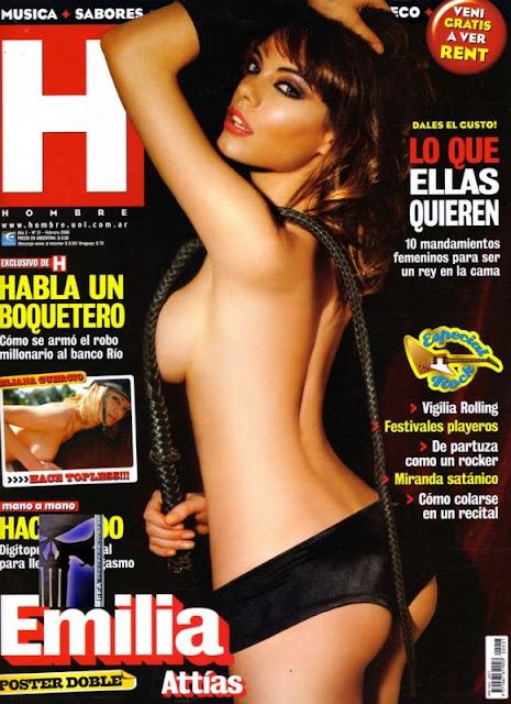 Emilia Attias Revista H
