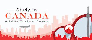 منحة  دراسية في كندا مع اقامة لاربع سنوات انا اول المسجلين ….